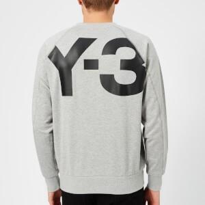 Y-3 Classic 男款圆领衫