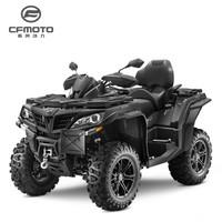 春风/CFMOTO EPS版 ATV CFORCE850 新X8 全地形车 (3月发货) 珍珠黑