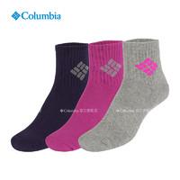 Columbia 哥伦比亚 运动袜 3双装