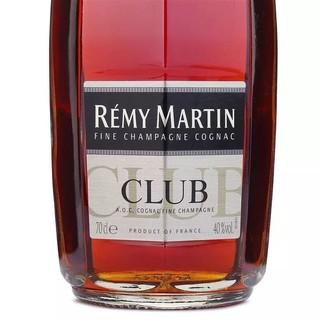 人头马(Remy Martin)洋酒 CLUB优质香槟区干邑白兰地700ml *3件