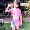YUKE 羽克 儿童可爱独角兽婴连体泳衣