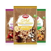 AXA 水果坚果 即食燕麦片 750g