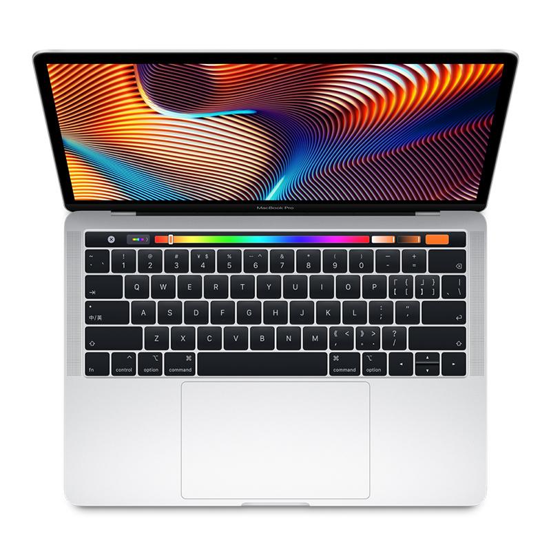 Apple 2019新品 MacBook Pro 13.3八代i5 8G 256G 2.4GHz 银色 笔记本电脑 轻薄本 MV992CH/A
