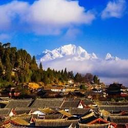 北京/上海-昆明-大理-丽江-玉龙雪山6天跟团游