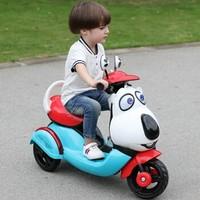 麦宝创玩 儿童电动摩托车