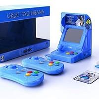 内置40款游戏、可接手柄:SNK 发布 NEOGEO mini 超便携街机