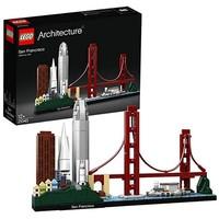 LEGO 乐高 Architecture 建筑系列 21043 旧金山