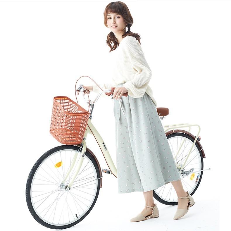 Phoenix 凤凰 女士24寸单速自行车