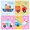 MING TA 铭塔玩具 A8191 早教交通拼图 (A8191)