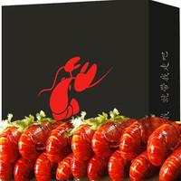 蟹知香 小龙虾 爆款十三香4-6钱35-50只1.8kg