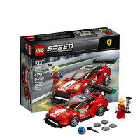 LEGO 乐高 Speed赛车系列 75886  法拉利 488 GT3 Scuderia Corsa车队