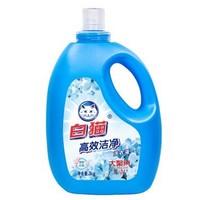 Baimao 白猫 高效洁净洗衣液 3kg*4瓶