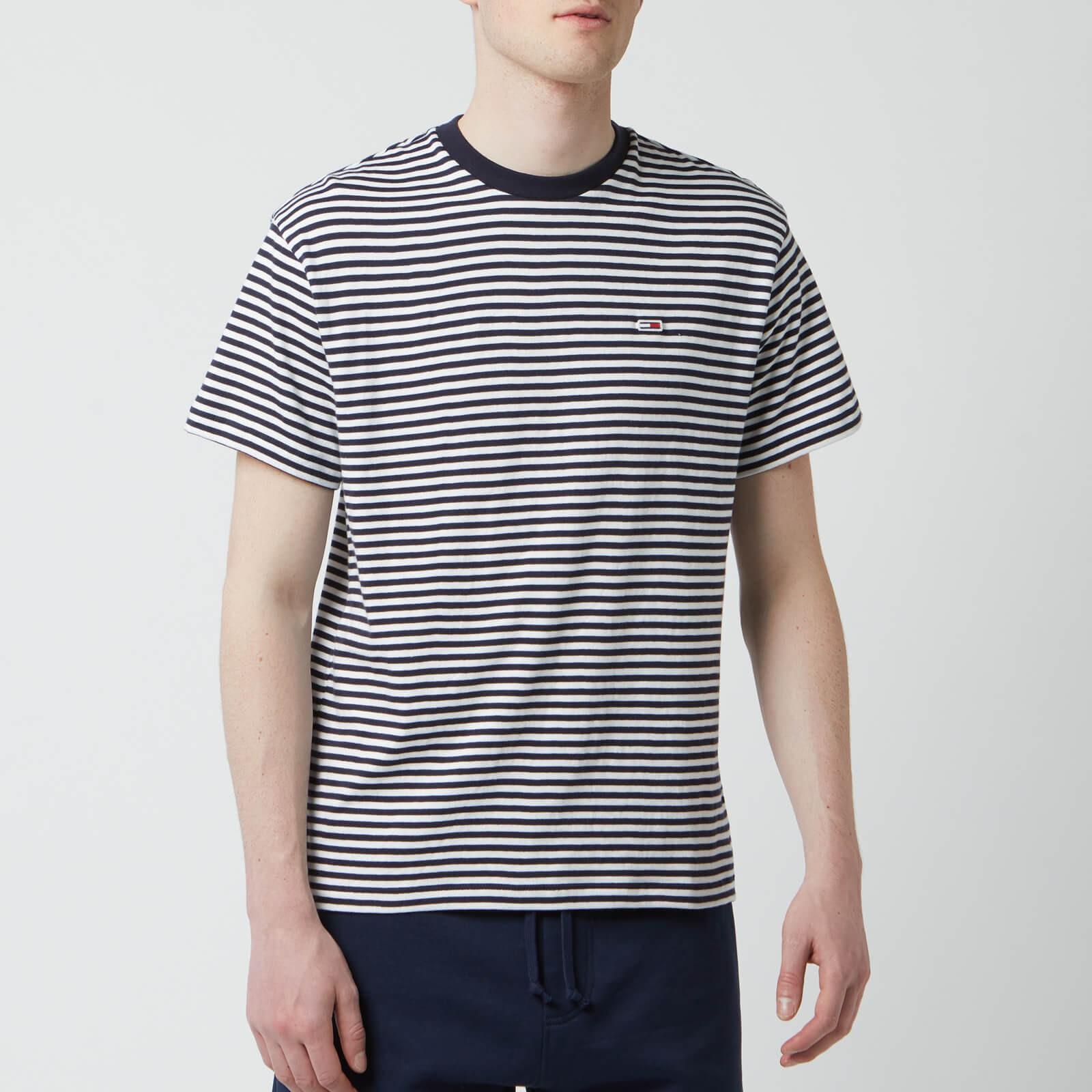 Tommy Jeans Classics Stripe 男士T恤