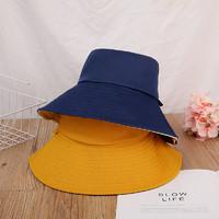 艾贝姿 渔夫帽 双面 56-58cm 7色可选