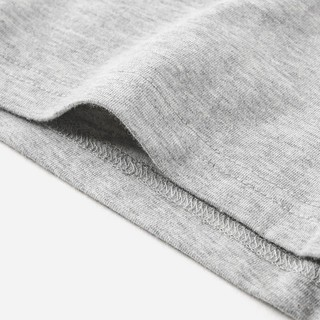 Bejirog 北极绒 B3001-1 男士棉质平角内裤 4件装