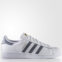 adidas Originals Superstar 80S系列 男士休闲运动鞋