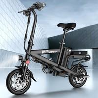 SUNRA 新日 V6 折叠电动自行车