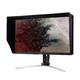 acer 宏碁 XV273K 27寸4K显示器(120Hz、HDR400、FreeSync) 5499元包邮(双重优惠)