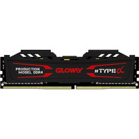GLOWAY 光威 TYPE-α系列 DDR4 8GB 2666 台式机内存