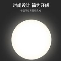 Yeelight 智能皎月260mm智能语音音响支持米家手机app可控玄关吸顶灯