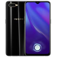 OPPO K1 光感屏幕指纹 水滴屏拍照手机 4GB+64GB 墨玉黑 全网通 移动联通电信4GB 双卡双待手机