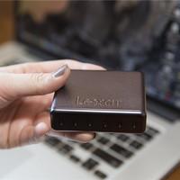 雷克沙512g移动固态硬盘512G USB3.0 便携式外置存储MLC固态硬盘