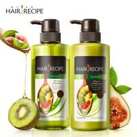 HAIR RECIPE 发之食谱 无花果洗护发套装(280ml洗发水+280g护发素) *2套