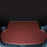 萱妮 汽车后备箱垫 足球纹款-摩卡棕色