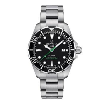 CERTINA 雪铁纳 动能系列 C032.407.11.051.02 男士自动机械手表