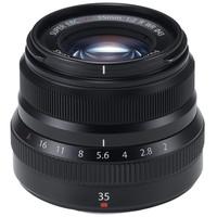 FUJIFILM 富士 35mm F2 微单定焦镜头