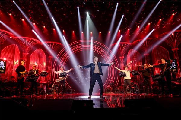 foreveryang杨坤巡回演唱会  北京站