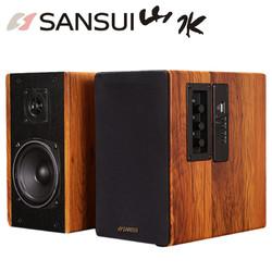 SANSUI 山水 GS-6000(62C) 蓝牙hifi音箱
