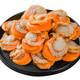 天海藏 冷冻扇贝肉 1斤 19.9元包邮(需用券)