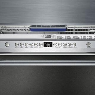 SIEMENS 西门子 SJ636X03JC 嵌入式洗碗机
