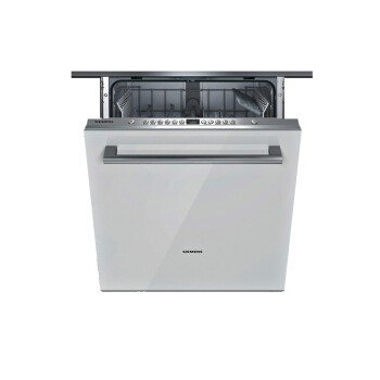 SIEMENS 西门子 SJ636X03JC 洗碗机 (银色、嵌入式、13套及以上、9.5L、喷淋式、双重烘干)