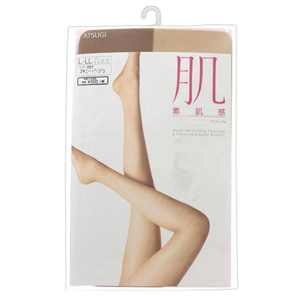ATSUGI 厚木 肌系列 FP5880 隐形防勾连裤袜 *5件