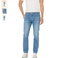 Levi's Mens 511 Slim Fit Jean [Prime会员专享]