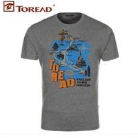 探路者  TAJE81981 男/女款T恤 多款可选