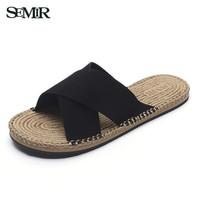 Semir/森马 夏季凉拖凉鞋拖鞋