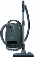 Miele 10660970 Complete C3 Limited Edition EcoLine 气缸袋式真空吸尘器 18/10 钢铁 石墨灰色