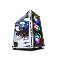 宁美国度 灵悦 组装台式机(R5 2600、8GB、240GB、RX580)