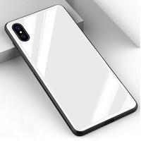 赋电 苹果手机壳全包超薄防滑防摔保护套玻璃防刮
