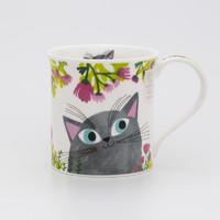 Dunoon 丹侬 骨瓷水杯 BUTE型 灵动的猫咪