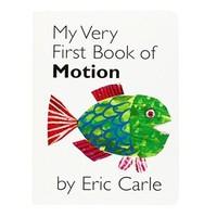 《My Very First Book of Motion 我的一本关于运动的书》美国原版