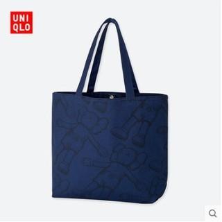 UNIQLO 优衣库×KAWS 422009 手提包