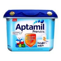 Aptamil 爱他美 婴幼儿配方进口奶粉 安心罐 2+段 800g *4件