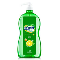 洁知语 柠檬洗洁精 1kg