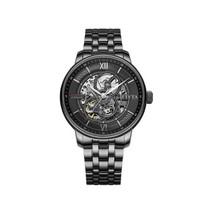 飞亚达(FIYTA)手表 摄影师系列防水机芯钢带男表 商务自动机械表时尚手表男士学生百搭
