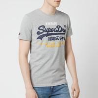 Superdry 极度干燥 Premium Goods 男士T恤
