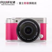 FUJIFILM 富士 X-A3(16-50mm f/3.5-5.6)APS-C画幅无反相机套机